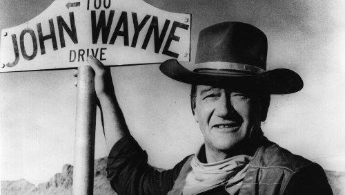 The Tragic Death Of John Wayne