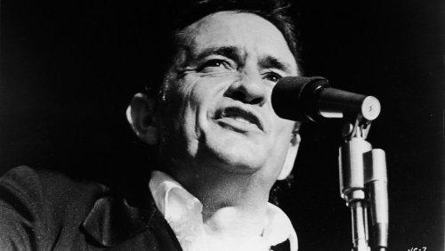 The Real Reason Johnny Cash Always Wore Black