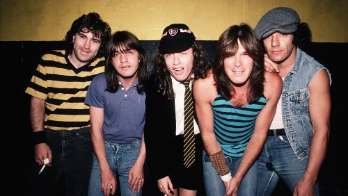 Here's How AC/DC Was Once Linked To A Serial Killer
