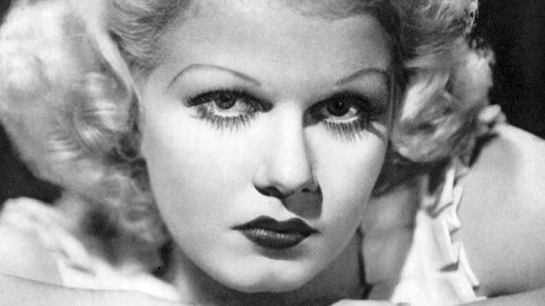 The Tragic Death Of Jean Harlow