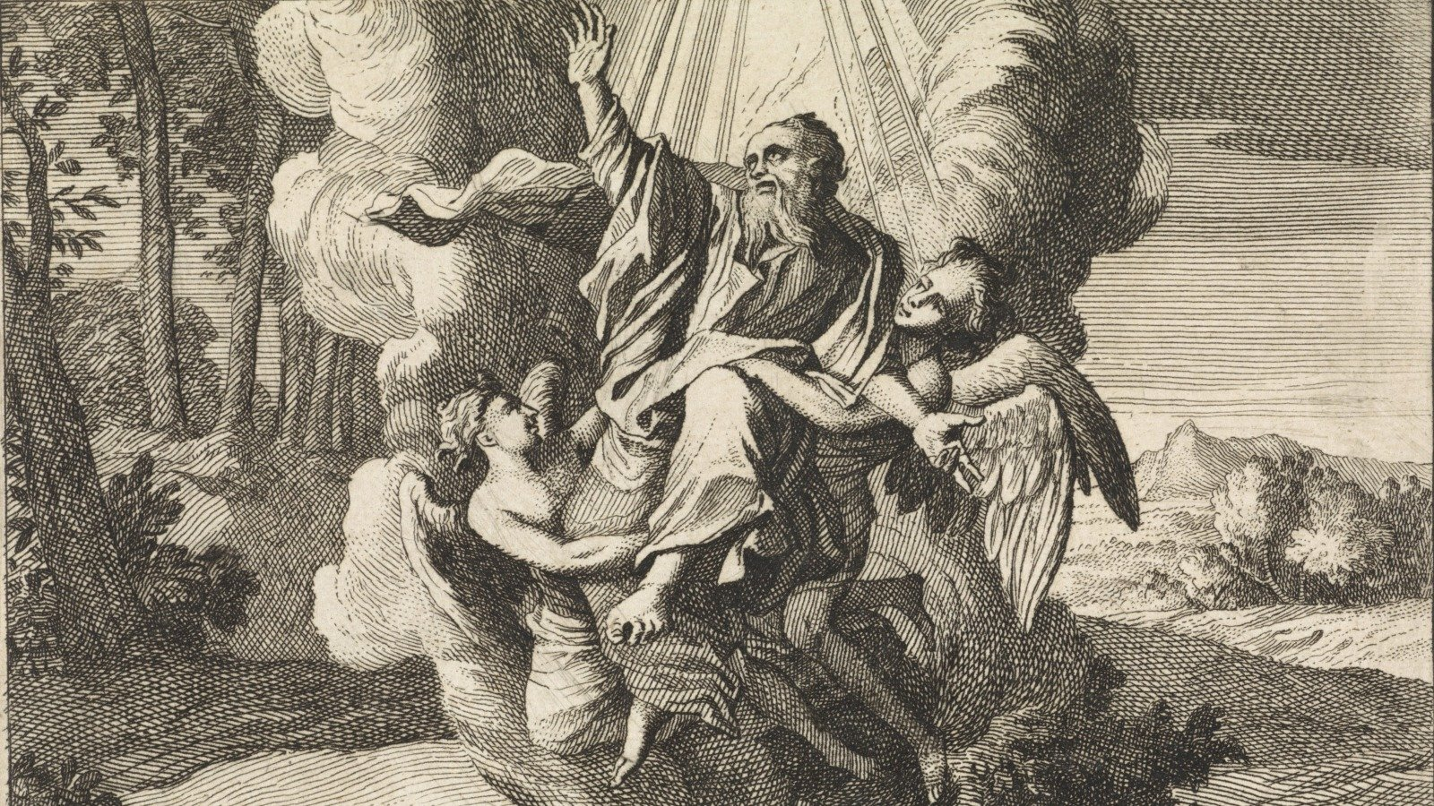 Messed Up Stories From The Book Of Enoch