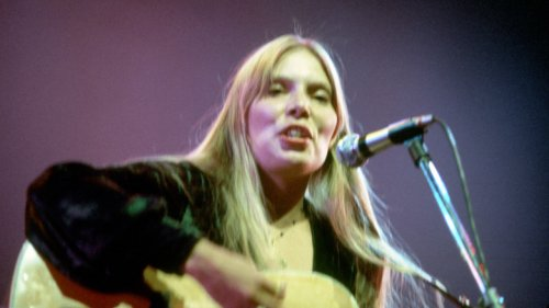 The Untold Truth Of Joni Mitchell
