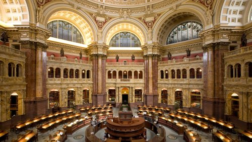 The True Story Of The Fire That Destroyed The Library Of Congress