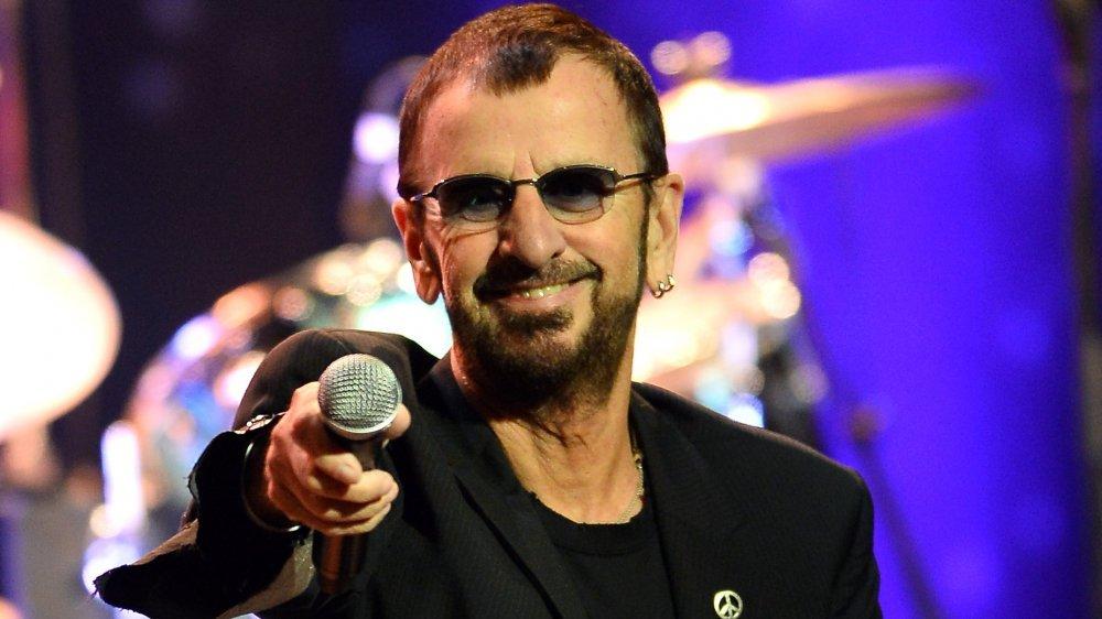 The Tragic Real-Life Story Of Ringo Starr