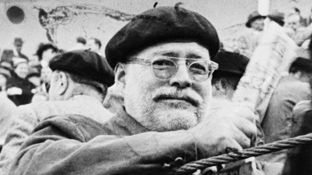 The Tragic Death Of Ernest Hemingway