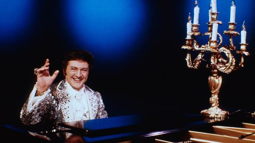 The tragic real-life story of Liberace