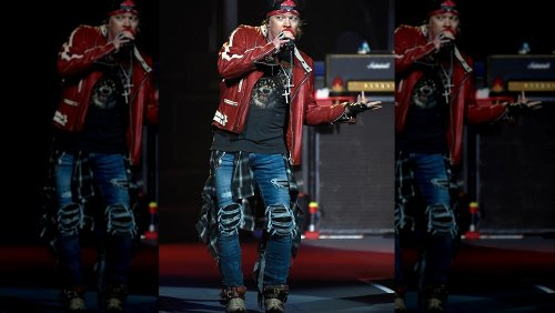 You Wouldn't Want To Meet Axl Rose In Real Life