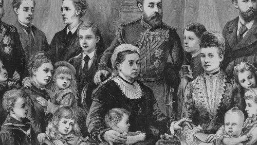 What Happened To Queen Victoria's 9 Children?