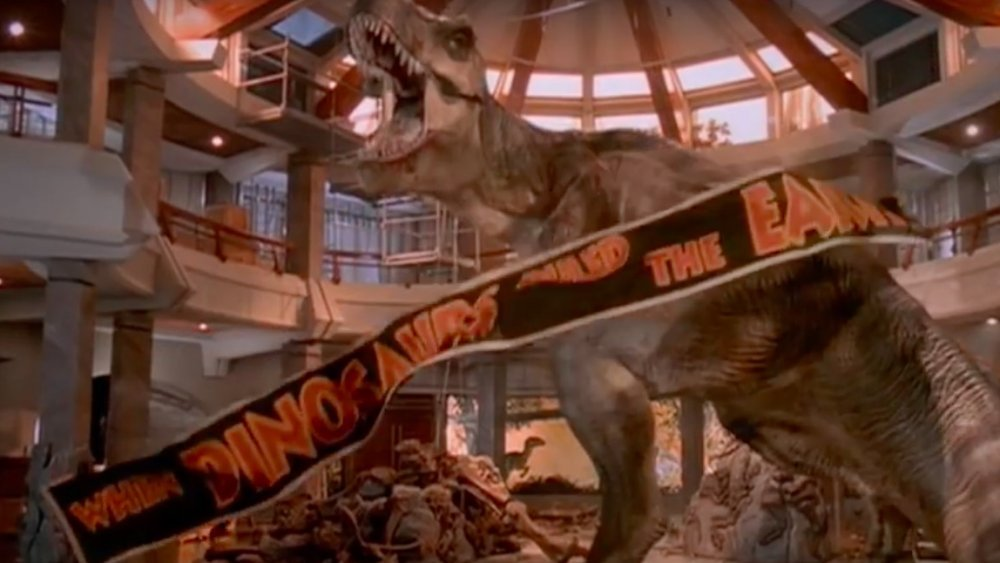 Dumb Things Everyone Just Ignores In Jurassic Park