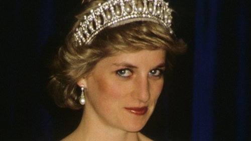 The Real Reason Princess Diana Didn't Have An Open Casket Funeral