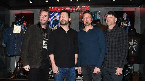 The Real Reason All Nickelback Songs Sound The Same