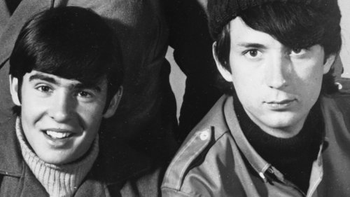 A Look At Davy Jones And Michael Nesmith's Relationship