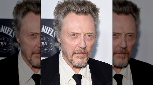 Things Christopher Walken Fears The Most