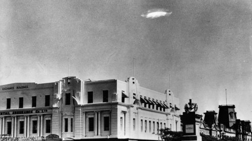 The Crazy True Stories Of Historical UFO Sightings