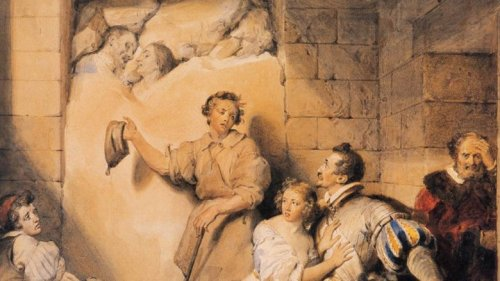 The Dark History Of Death By Immurement
