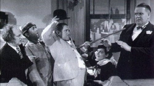 The Real Story Of The Three Stooges