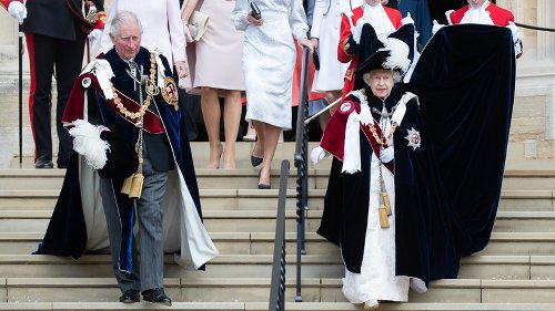 Britain's Order Of The Garter Explained