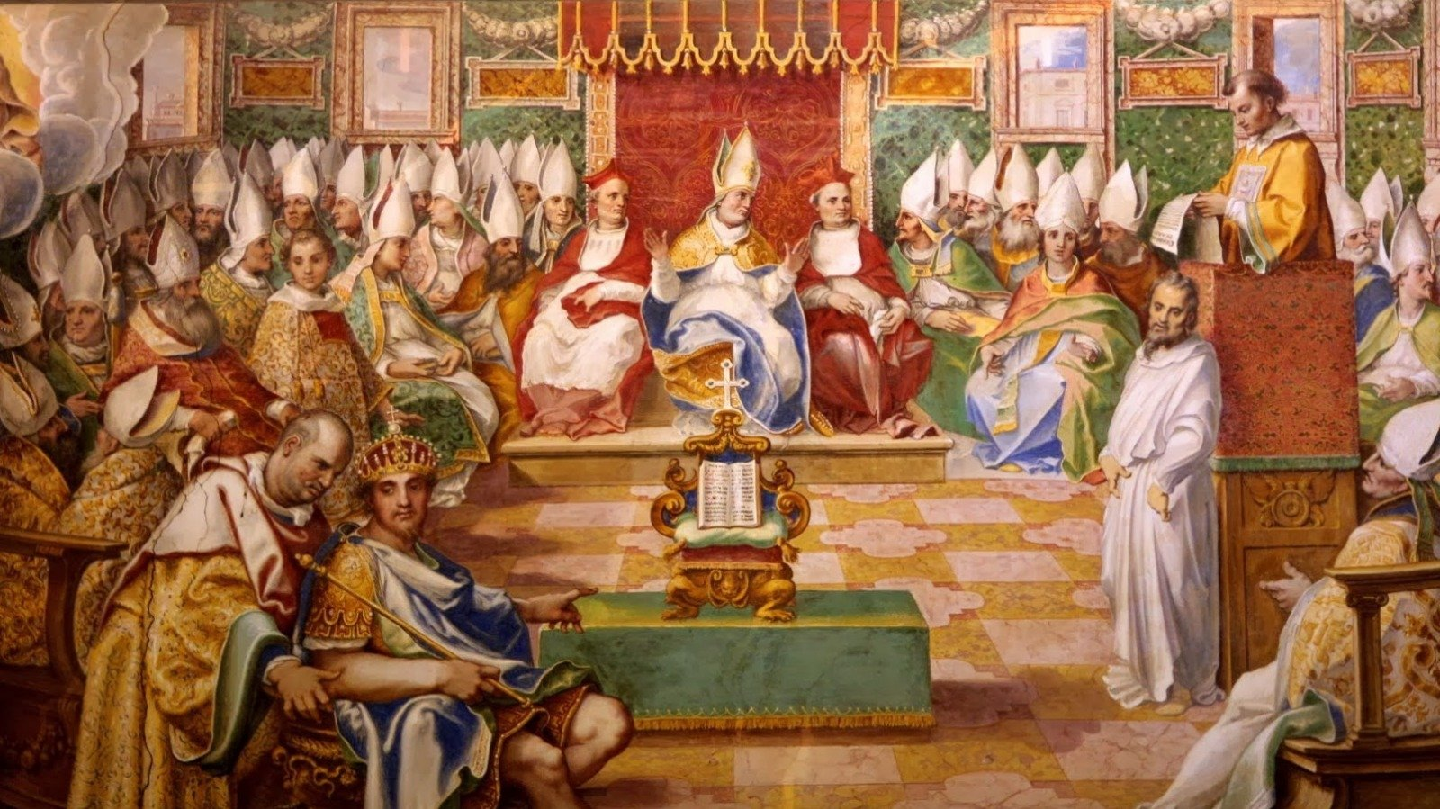 The Messed Up Truth Of The Council Of Nicaea