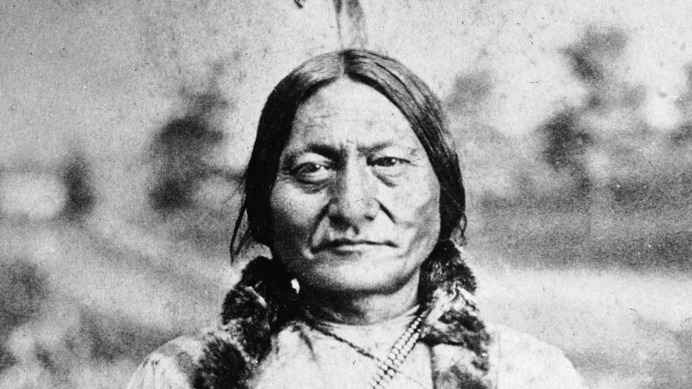 The Tragic Real-Life Story Of Sitting Bull