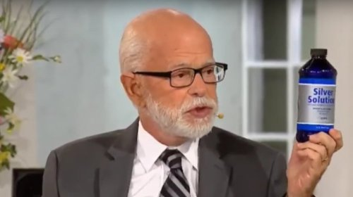 Televangelist Jim Bakker Sued For Selling Bogus Coronavirus Cure
