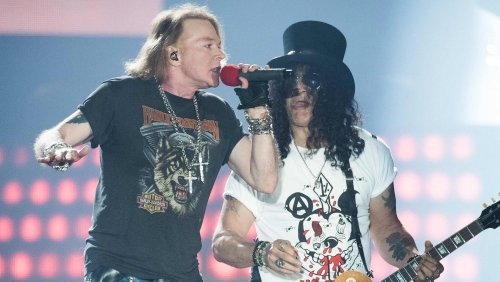 The Tragic Real-Life Story Of Guns N' Roses
