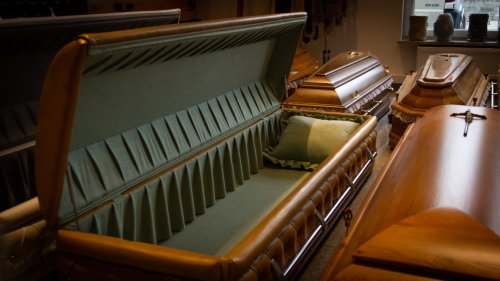 Why Royal Family Members Are Buried In Coffins Lined With Lead