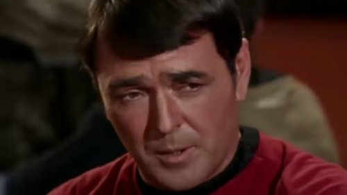 The Real Reason Scotty From Star Trek Is Missing A Finger