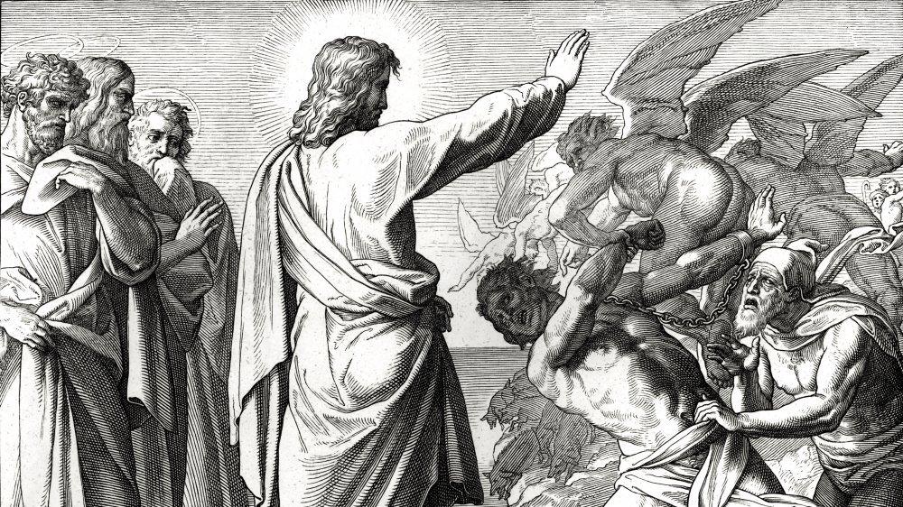 The Origin Of Demons In Christianity