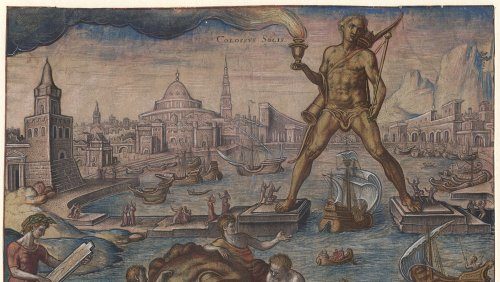 What You Need To Know About The Colossus Of Rhodes