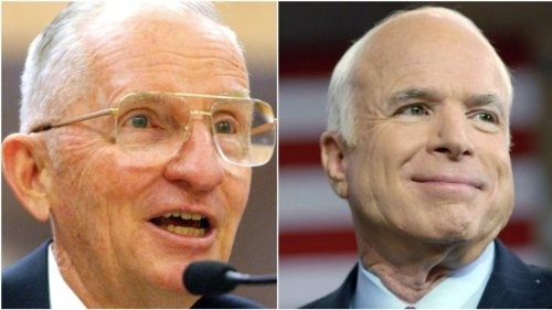 The Truth About Ross Perot's Relationship With John McCain
