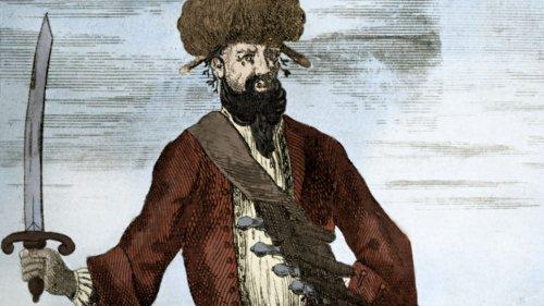 The Untold Truth Of The Pirate Blackbeard