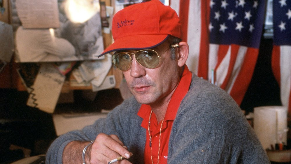 The Untold Truth Of Hunter S. Thompson
