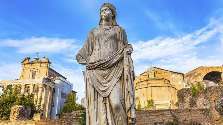 Why Rome Would Have Crumbled Without Vestal Virgins