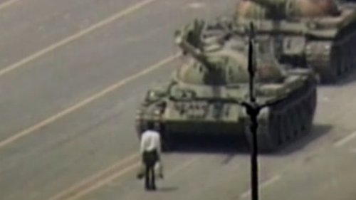 The Untold Truth Of Tank Man From The Tiananmen Square Protests