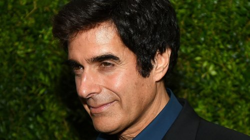 Is David Copperfield Married?