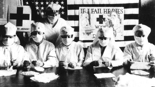 Famous People Who Survived The 1918 Flu Pandemic