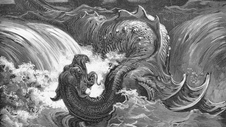 The Meaning Of The Leviathan In The Bible Explained