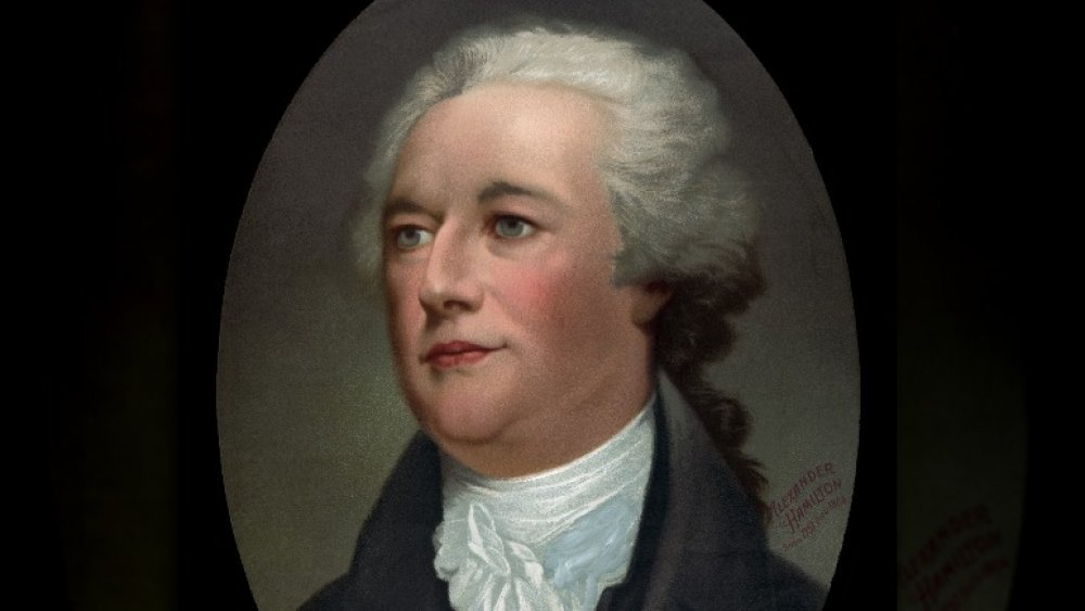 The Tragic Real-Life Story Of Alexander Hamilton