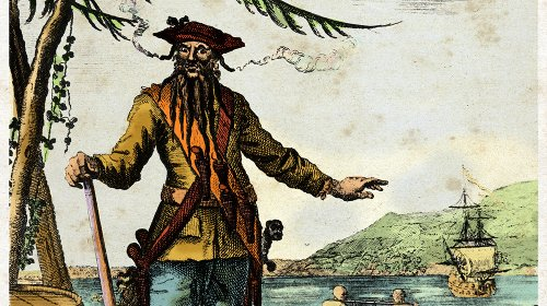 The Truth About Blackbeard's Pirate Mentor