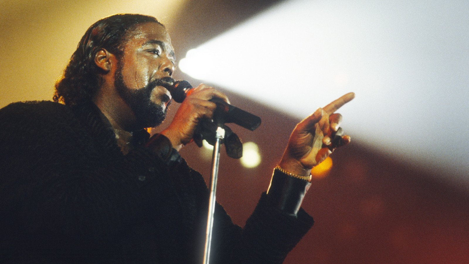 The Unfulfilled Dream Of Barry White