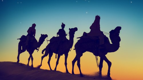 The Spiritual Meaning Behind The Three Wise Men's Gifts To Jesus