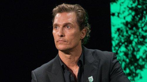 The tragic real-life story of Matthew McConaughey