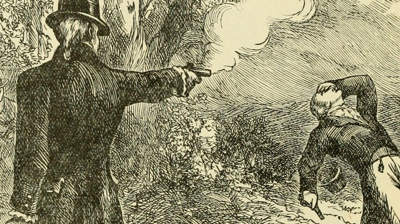 Here's Why Alexander Hamilton And Aaron Burr Really Dueled