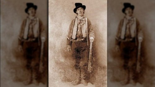 The Brutal Death Of Billy The Kid
