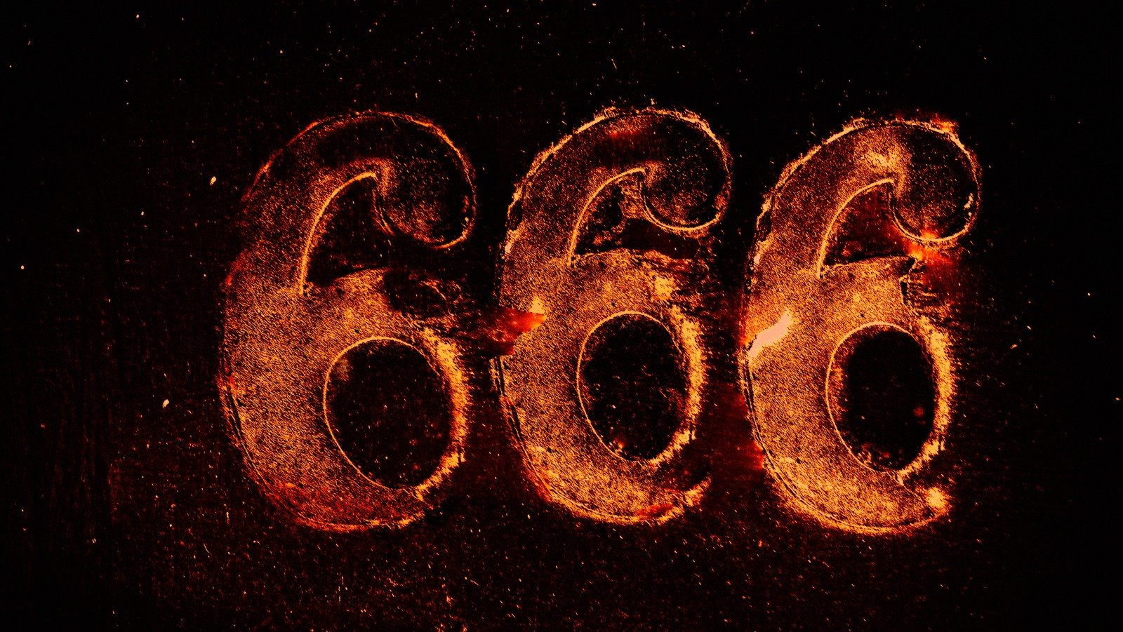 The History Of The Number Of The Beast Explained