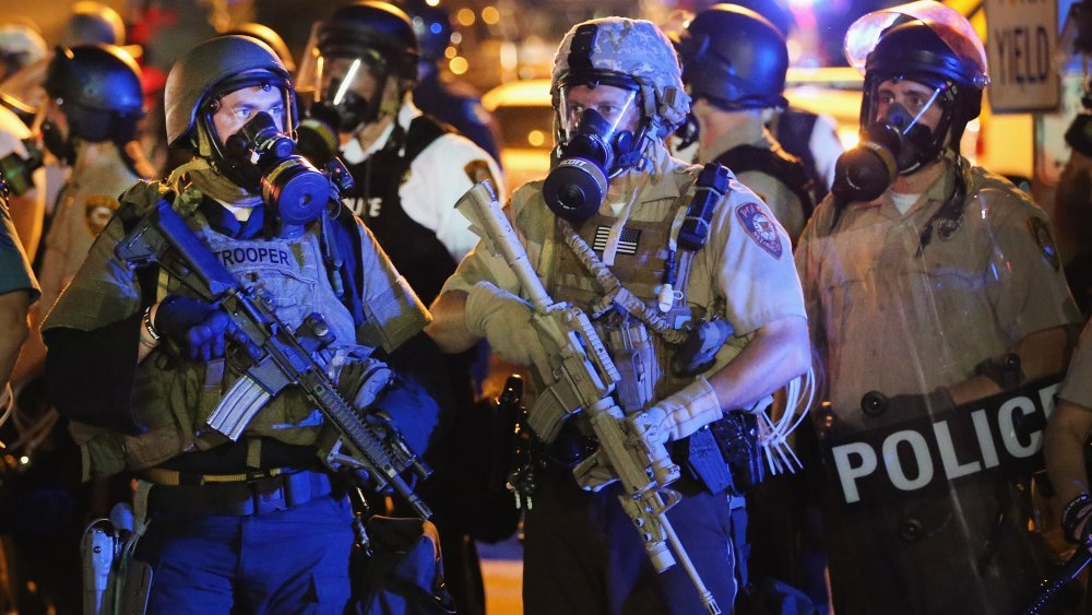 The Full Timeline Of How America's Police Became Militarized