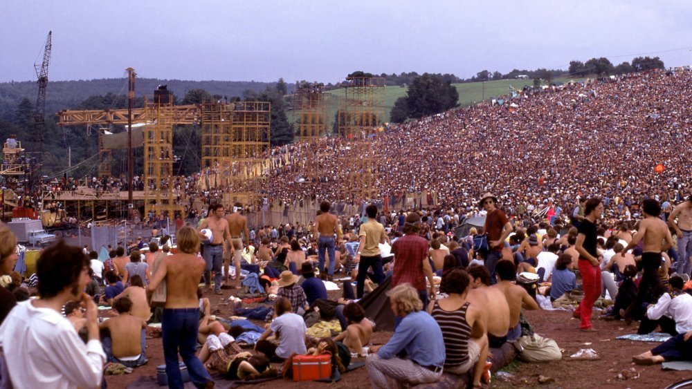 The Truth About The Grateful Dead's Infamous Woodstock Performance