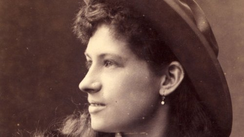 The Truth About The Time Annie Oakley Competed At Wimbledon