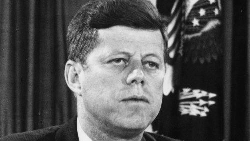 The Letter JFK Wrote His Secret Lover Before He Died