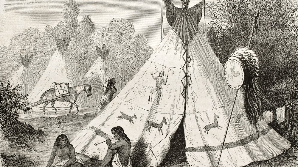 What Life Was Like For Native Americans In The Wild West Era
